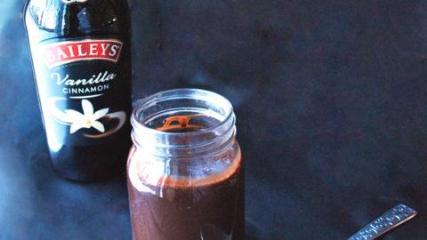 Baileys Irish Cream Hot Fudge Recipe