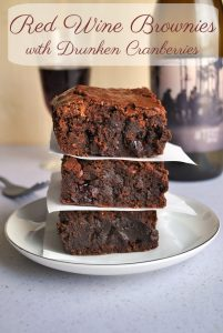 red wine brownies recipe