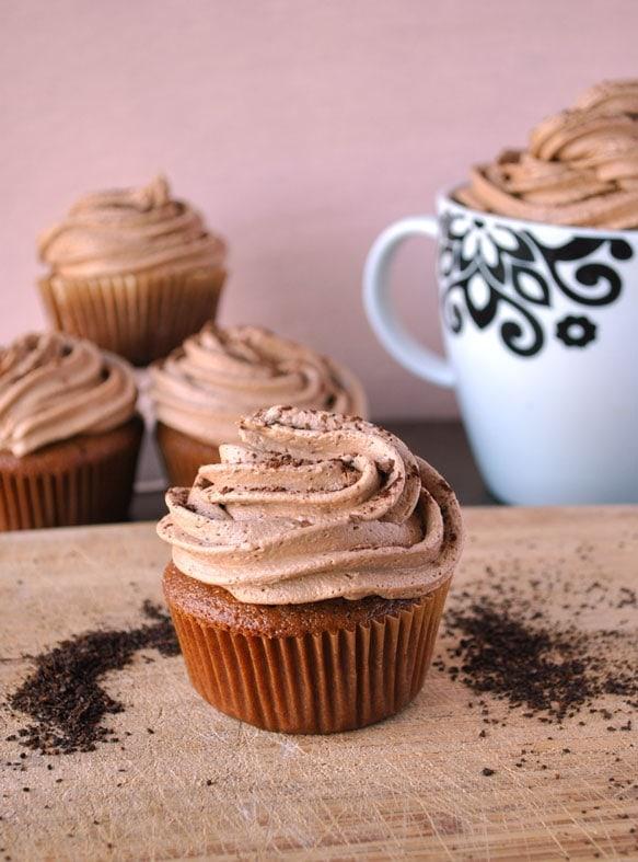 Amaretto And Coffee Cake