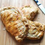 Simple Chicken Cornish Pasty Recipe