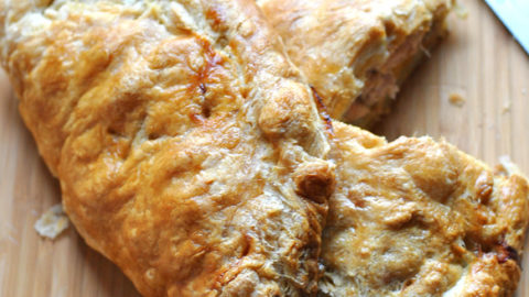 Simple Chicken Cornish Pasty Recipe