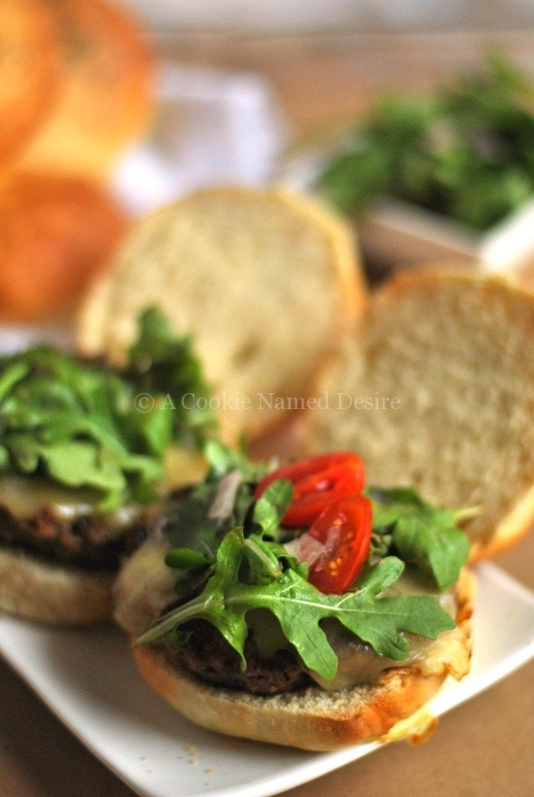 Butter Brioche Burger Buns recipe