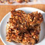 almond joy granola bars
