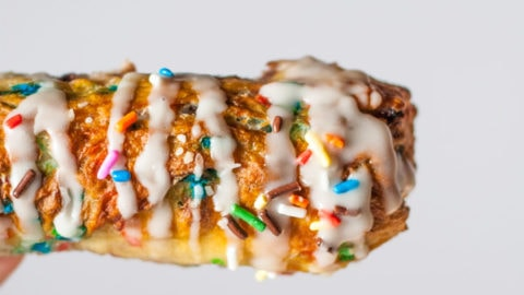 Funfetti Soft Pretzel Sticks