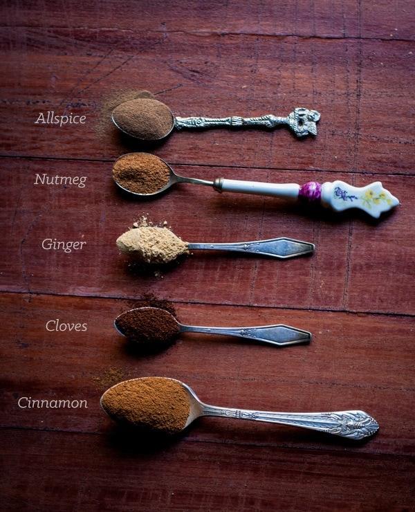 how to make pumpkin spice mix