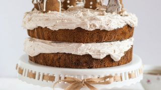 Gingerbread Cake and Cookies