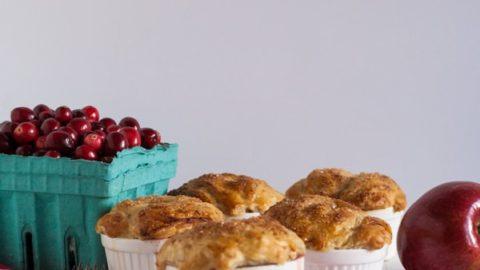 Cranberry Apple Pot Pie