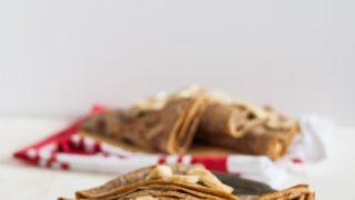 Hazelnut Crepes Recipe