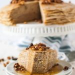 A light and delicious take on the baklava
