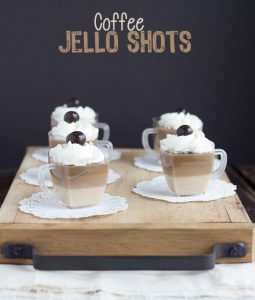 coffee-jello-shots