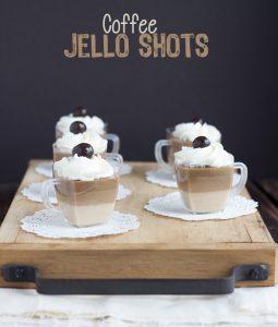 coffee-jello-shots