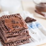 Triple chocolate pop tarts