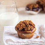 Berry Cobbler Muffins