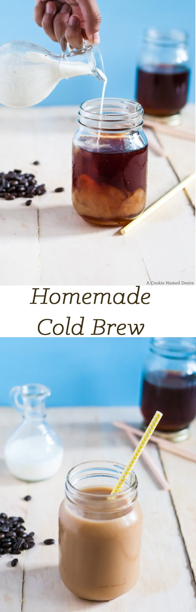 The simplest way to make homemade cold brew coffee without spending a fortune at the coffee shop