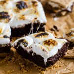 S'mores + brownies meet to make the best treat you've ever tried.