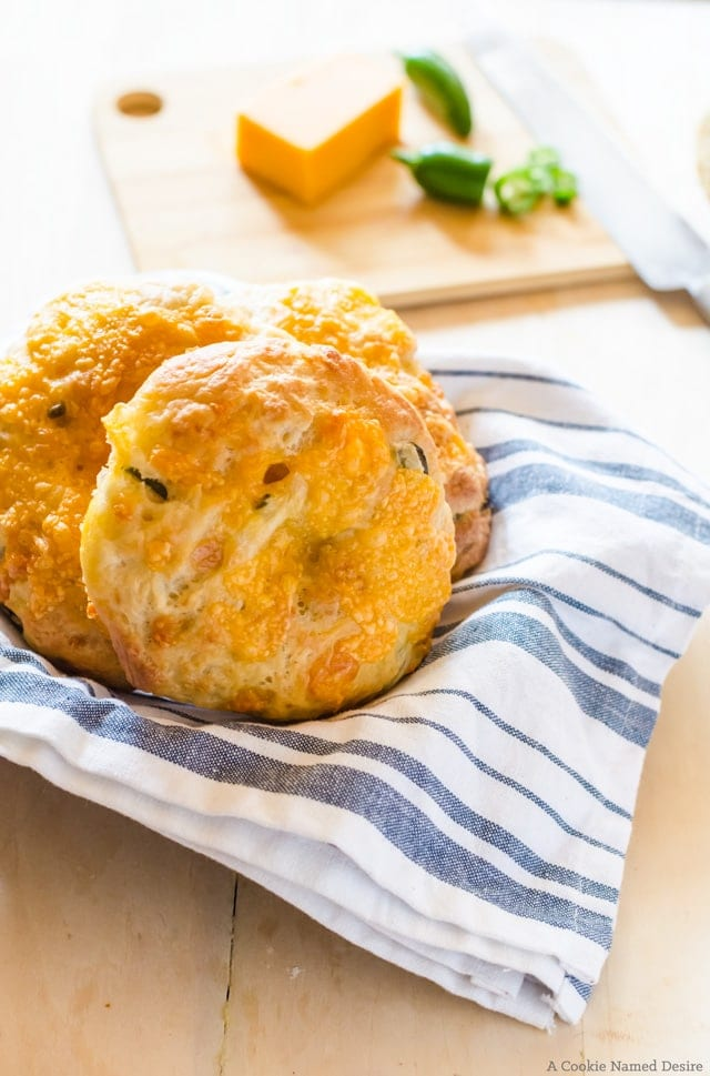 jalapeno cheddar bagels - the best bagels you will ever try.