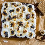 Gooey, Fudgy S'mores Brownies