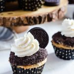 irresistible cookies and cream cupcakes