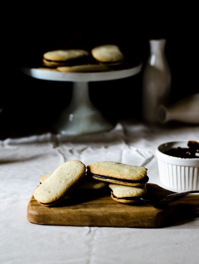 Milano Cookies Recipe