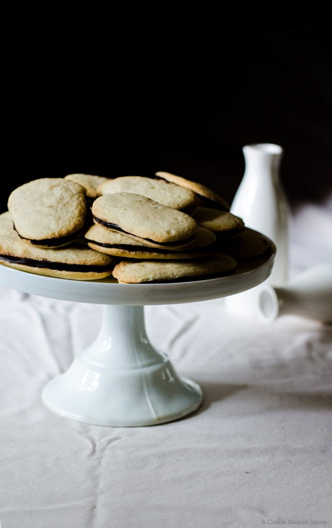 Milano Cookies Recipe