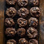 Slutty Brownie Cookies