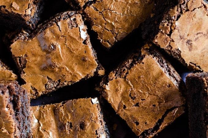 Chai spiced brownie recipe