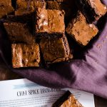 Chai Spice Brownies