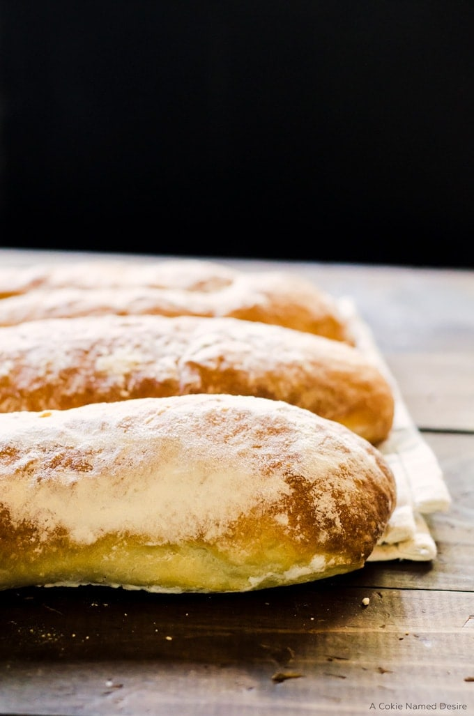 Learn how to make ciabatta at home