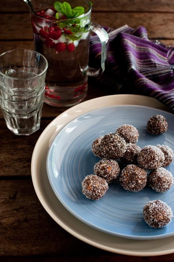 tahini-truffle