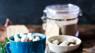 Hot Chocolate Mug Cake Mix