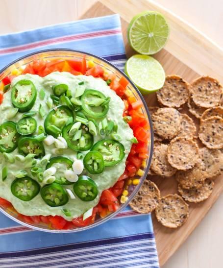 Vegan-7-Layer-Taco-Dip-Eat-Spin-Run-Repeat1-455x547