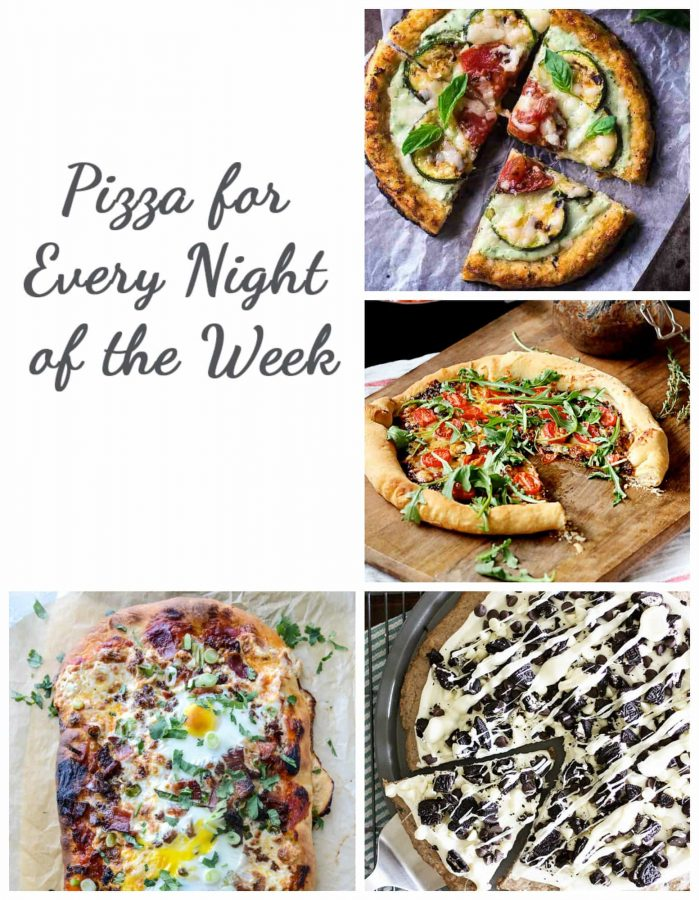 Pizza for Every Night of the Week
