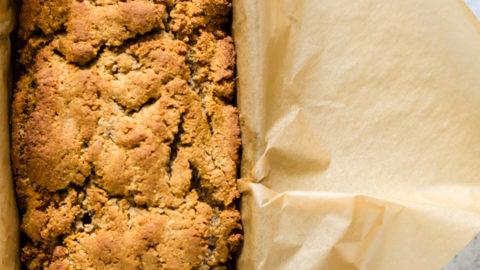 Coconut Cinnamon Bread
