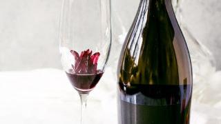 Hibiscus Rose Prosecco
