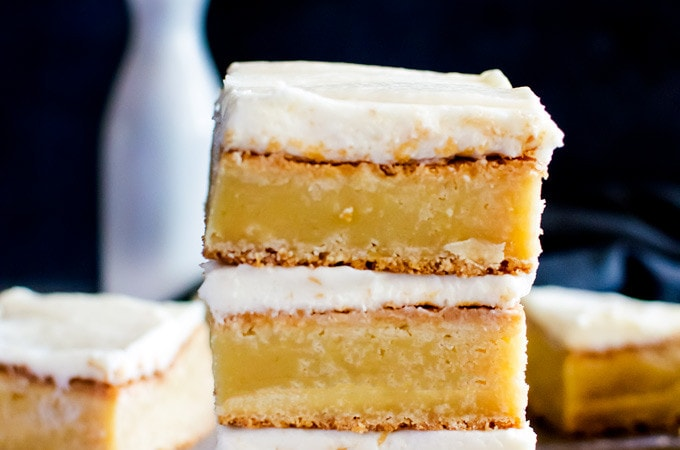 A rich and irresistible white chocolate brownie that satisfies your sweet tooth wonderfully