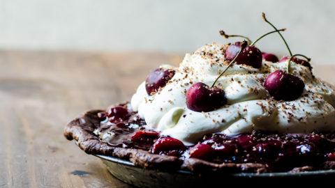 Black Forest Pie