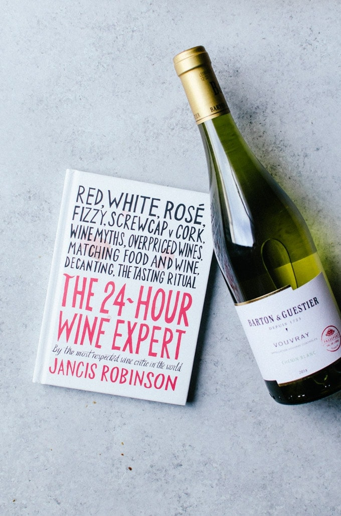 Learn everything you need to know about wine in 24 hours with the 24 hour wine expert book!