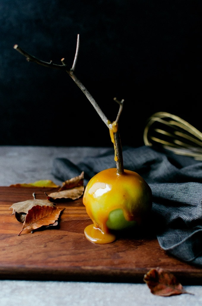 Celebrate fal with this recipe for apple cider caramel