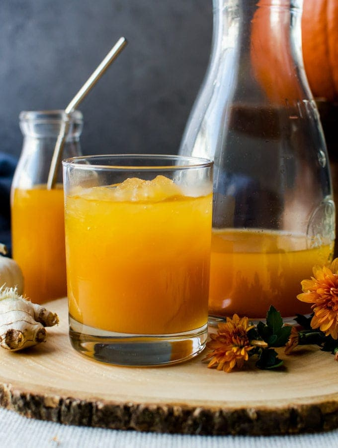 Pumpkin Shrubs
