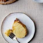 Bright and fun lemon pound cake everyone will love