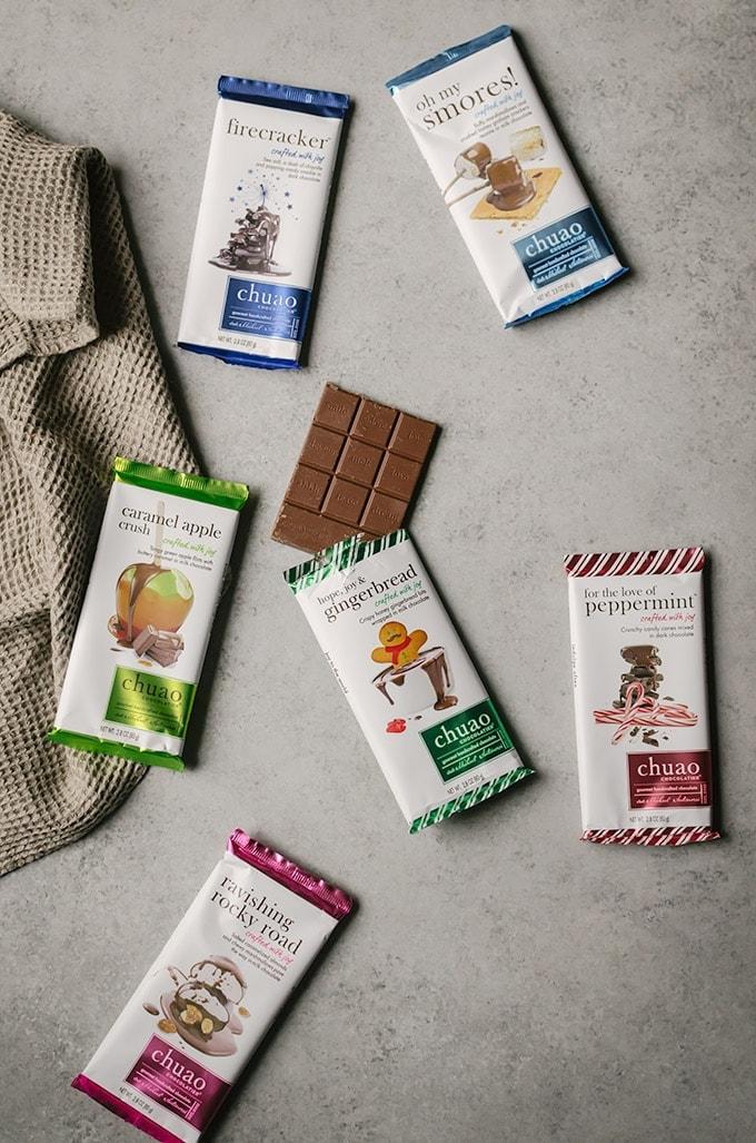 chuao chocolates