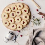 Plum Linzer Cookies (and GIVEAWAY)
