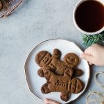 Everyone will love these no-spread spiced gingerbread man cookies