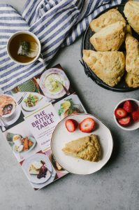 Authentic British scones, perfect with tea, coffee, or hot cocoa