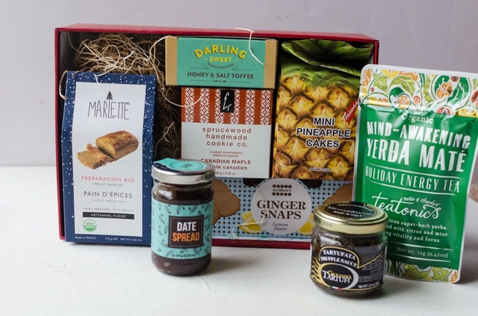 Try the Wold Holiday Box 2016