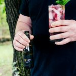 Blackberry Prosecco Mojitos