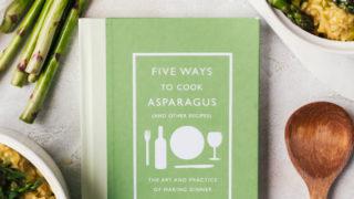 Creamy Asparagus Risotto