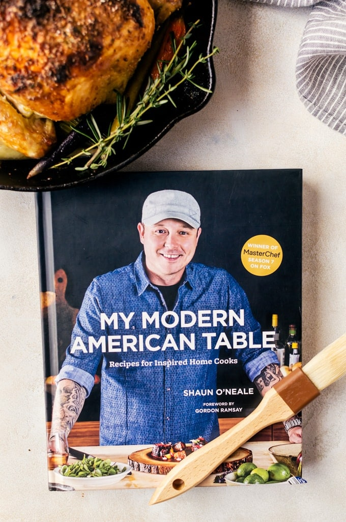 A review of My Modern American Table cookbook