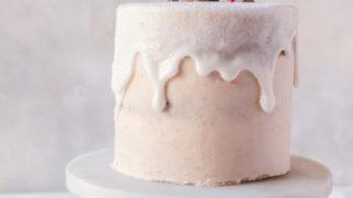 Plum Spice Cake