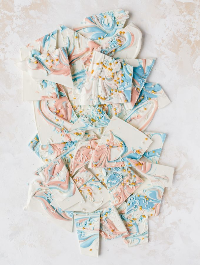 White Chocolate Bark